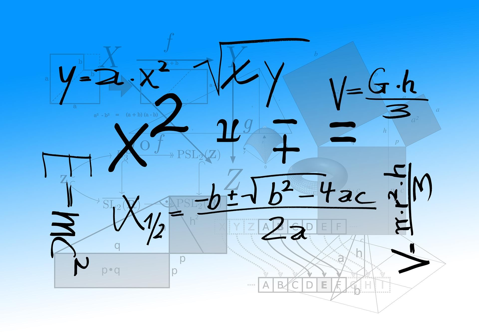 Esame di matematica per l'ammissione ai corsi MP2