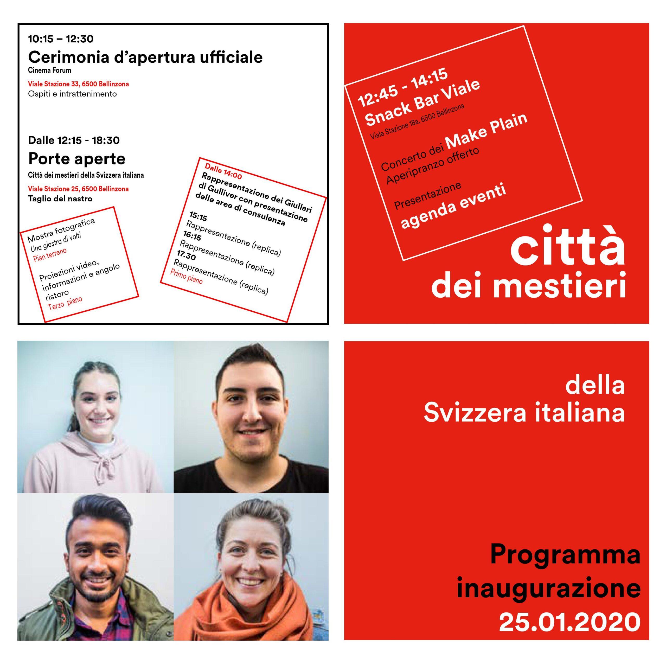 Città dei mestieri della Svizzera italiana